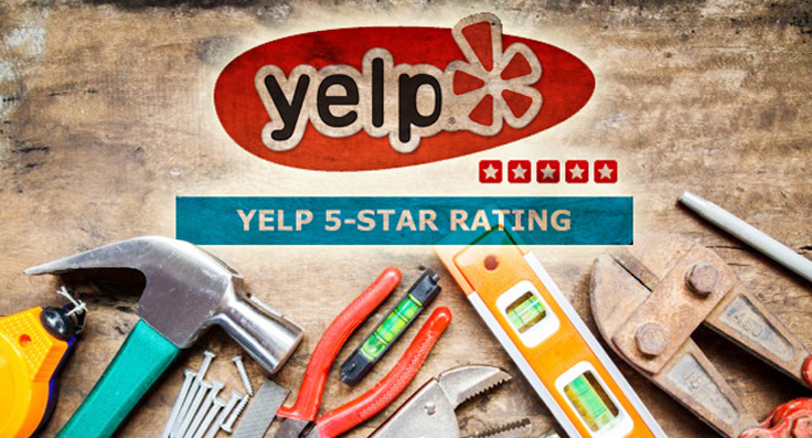 5 Star Yelp Rating